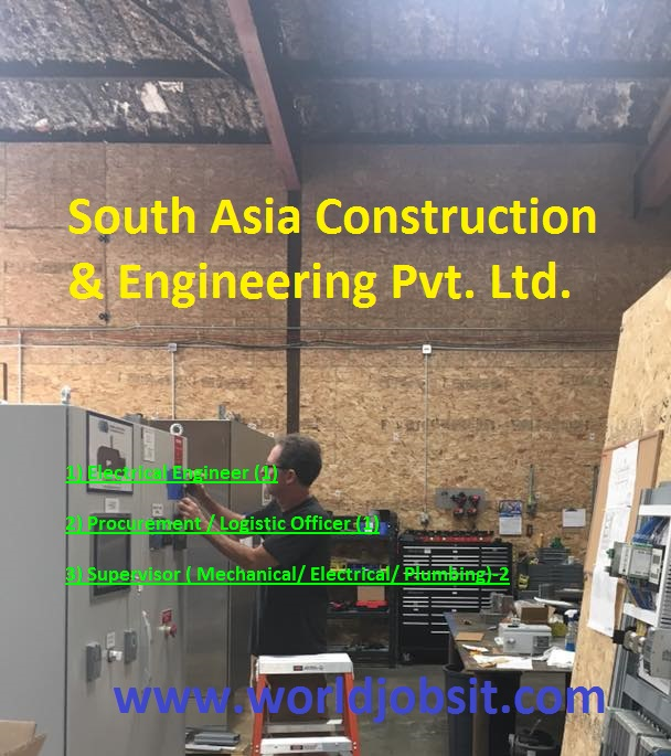 South Asia Construction & Engineering Pvt. Ltd.