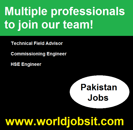 Multiple professionals to join our team!