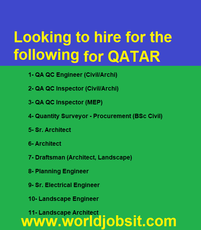 Engineering Jobs Available for Professionals!