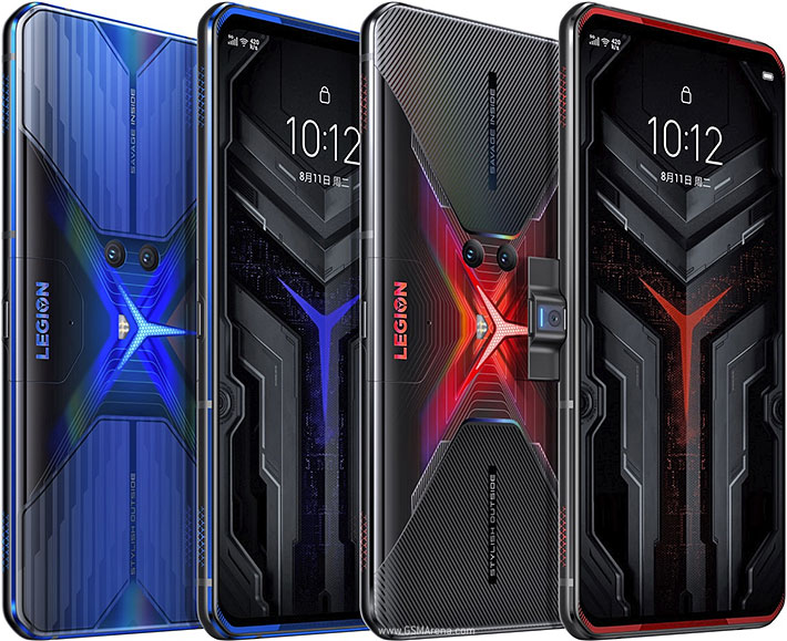 Gaming Smartphone with 15,000 RPM cooling fan!!!