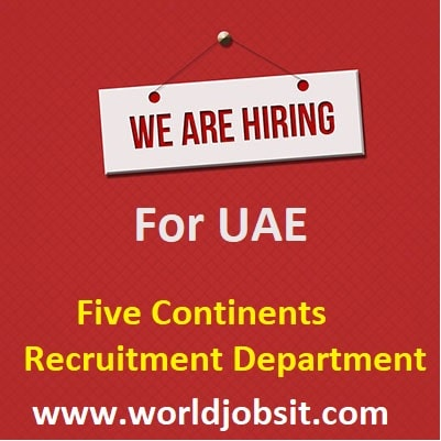We have the following positions FOR UAE